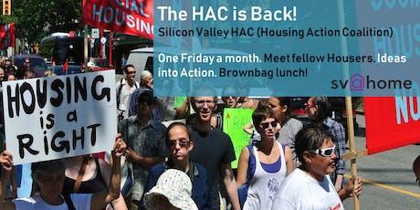 San Jose's Housing Agenda: Silicon Valley HAC August  tickets