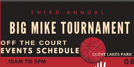 3rd Annual Big Mike Tournament: Off Court Activities