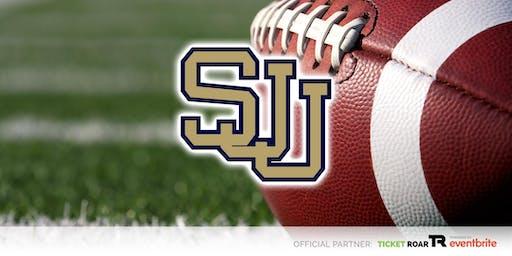 St. John's Jesuit vs Central Catholic Varsity Football