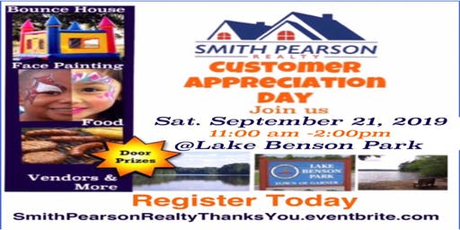 Smith Pearson Realty Customer Appreciation Event 2019