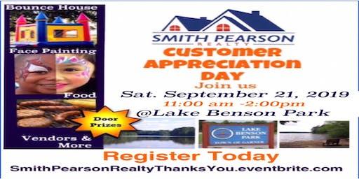 Smith Pearson Realty Customer Appreciation Event 2019
