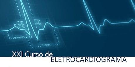 XXI Curso de Eletrocardiograma tickets