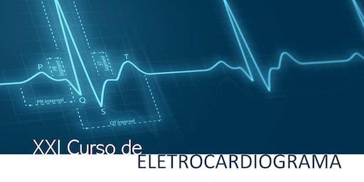 XXI Curso de Eletrocardiograma