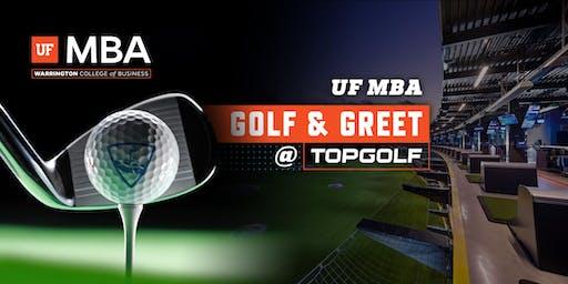 UF MBA - Tampa Golf & Greet