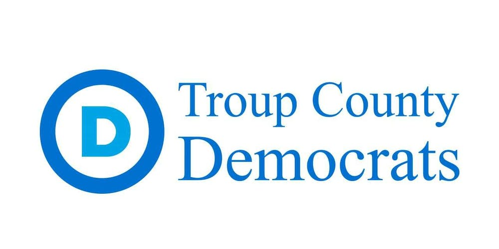 Troup County Schools Calendar.Monthly Meeting Of Troup County Democratic Party Tickets Mon Aug