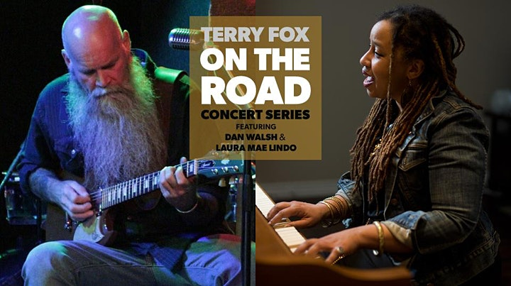 On the Road Concert, featuring Dan Walsh and Laura Mae Lindo image