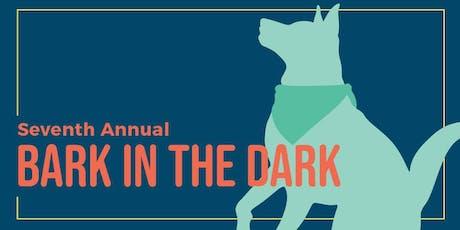 Bark in the Dark 2019- GRYP volunteering opportunity tickets
