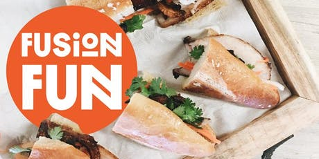 Free Cooking Class: Fusion Fun tickets