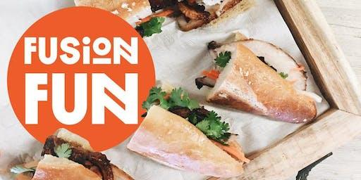 Free Cooking Class: Fusion Fun