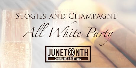 Stogies and Champagne All White Party tickets