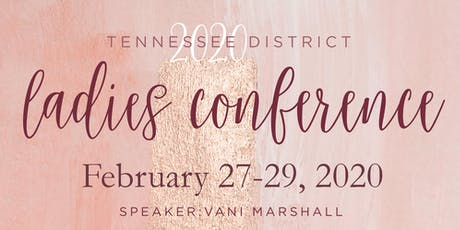 TN Ladies Conference 2020 tickets
