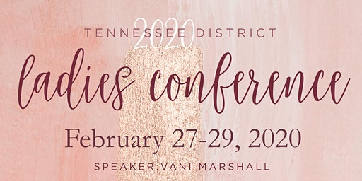 TN Ladies Conference 2020