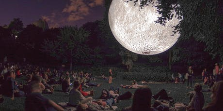 Museum of the Moon at The Bentway tickets