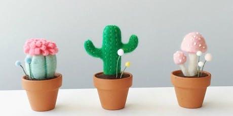 Pom Pom Cactus tickets