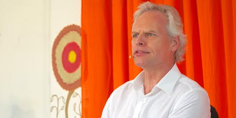 6 Day Retreat in Rishikesh, India with John de Ruiter  tickets