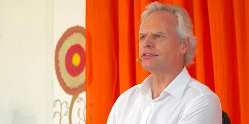 6 Day Retreat in Rishikesh, India with John de Ruiter