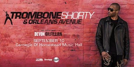 Trombone Shorty & Orleans Avenue tickets