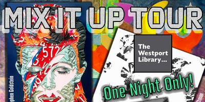 The Mix it Up Tour Fundraiser for the Westport Library featuring WAZA
