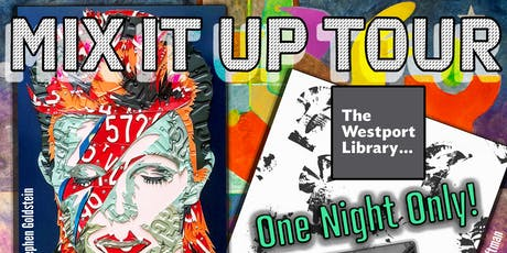 The Mix it Up Tour Fundraiser for the Westport Library featuring WAZA tickets