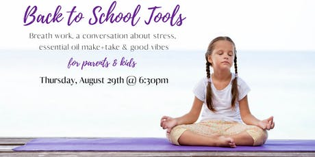 Back to School Tools Workshop tickets
