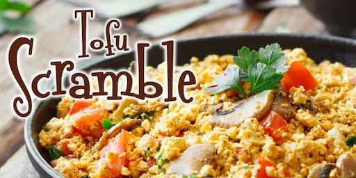 Free Cooking Class: Tofu Scramble