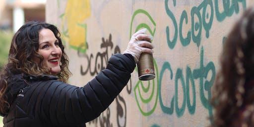 Intro to Graffiti Workshop