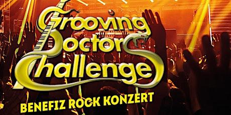 Grooving Doctors Challenge  - Benefiz Rock KONZERT Tickets