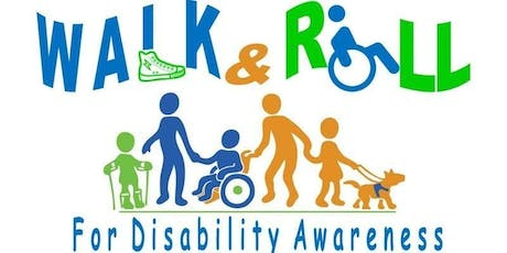 Walk & Roll for Disability Awareness tickets