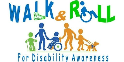 Walk & Roll for Disability Awareness