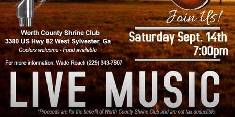 Worth County Shrine Club September Spectacular tickets
