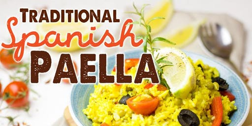 Free Cooking Class: Traditional Spanish Paella