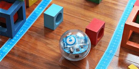 Fun with Sphero Robotics tickets