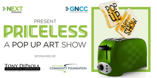 NEXTNiagara Presents: Priceless A Pop Up Art Show