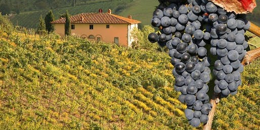 Tasting Tuscany In Eight Wines | Boston Wine School @ Beverly Farms