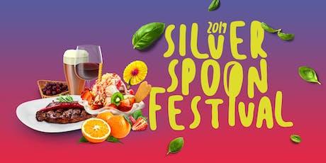 Silver Spoon Festival 2019 tickets