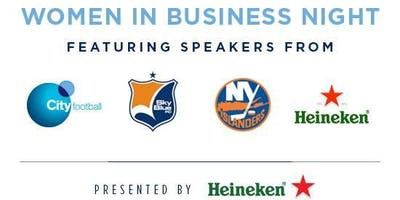 Women in Business Night with New York City FC