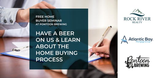 Free Home Buyer Seminar at Pontoon Brewing