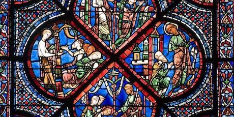 "FILM SCREENING ""Chartres: Light Reborn!"" tickets"