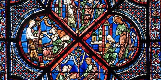 "FILM SCREENING ""Chartres: Light Reborn!"""