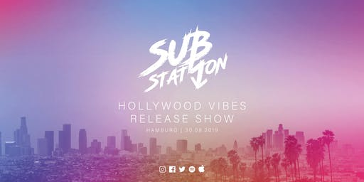 Hollywood Vibes Release Show