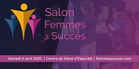 Salon Femmes à Succès 6e Édition billets