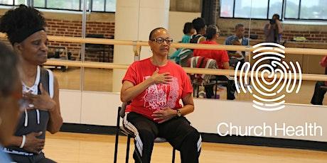 Energizing Chair Yoga   Fall II 2019 tickets
