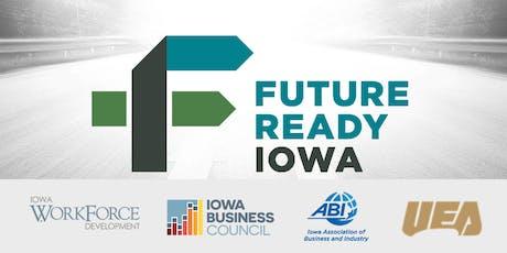 Future Ready Iowa Employer Summit - Waverly tickets