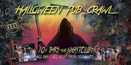 LOS ANGELES HALLOWEEN NIGHT PUB CRAWL -  OCT 31st