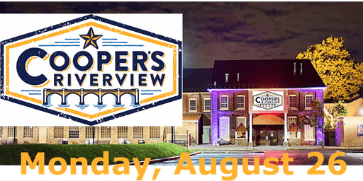 Cooper's Riverview ~ Singles Summer Mix & Mingle, Featuring Live Entertainment with Networking Icebreaker Format, 190826 Lmod