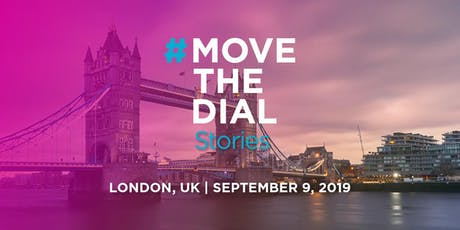 #movethedial Stories London tickets