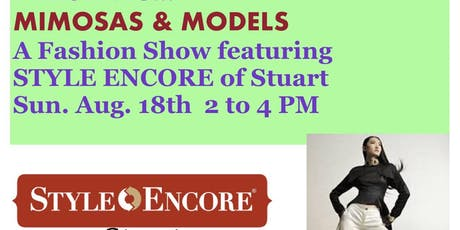 MIMOSAS & MODELS - Fashion Show with Style Encore of Stuart tickets