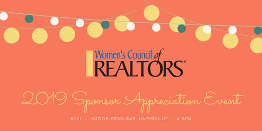 Sponsor Appreciation Event