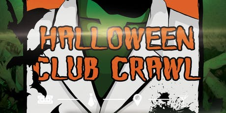 Los Angeles Halloween Costume Club Crawl - Friday Oct 25th tickets