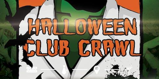 LOS ANGELES HALLOWEEN COSTUME CLUB CRAWL - OCT 25th